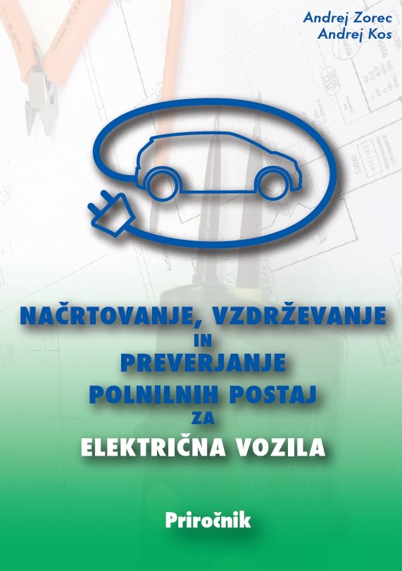 Avtorja strokovnega priročnika: mag. Andrej Zorec in Andrej Kos