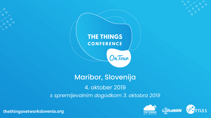 The Things Conference on Tour Maribor 2019