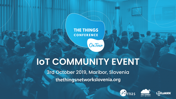 Community Event -The Things Conference on Tour Maribor