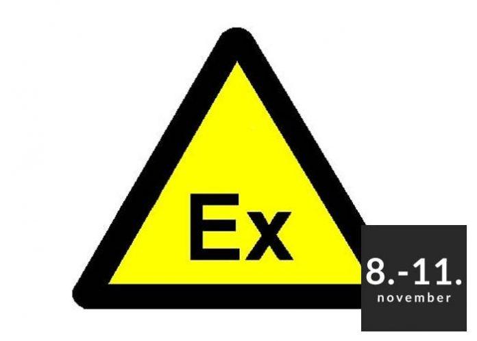 Protieksplozijska zaščita - osnovni »Ex-seminar«