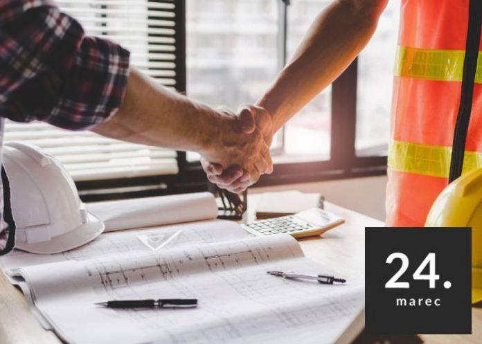 Pogodba o projektiranju in Pravilnik o podrobnejši vsebini dokumentacije in obrazcih, povezanih z graditvijo objektov
