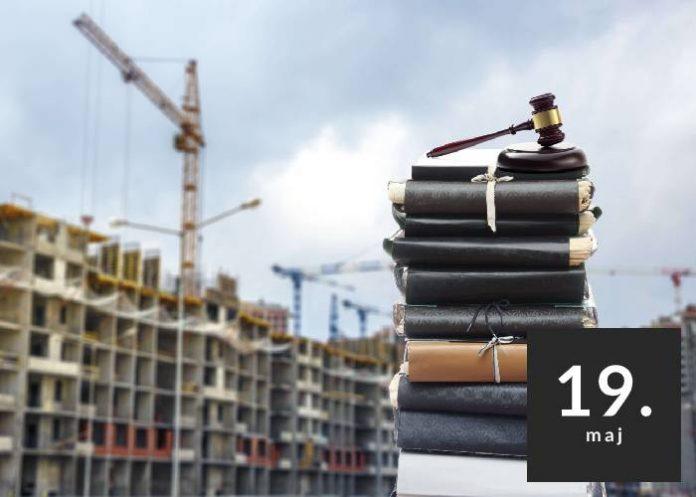 Vsi upravni in drugi obvezni postopki v procesu graditve objektov