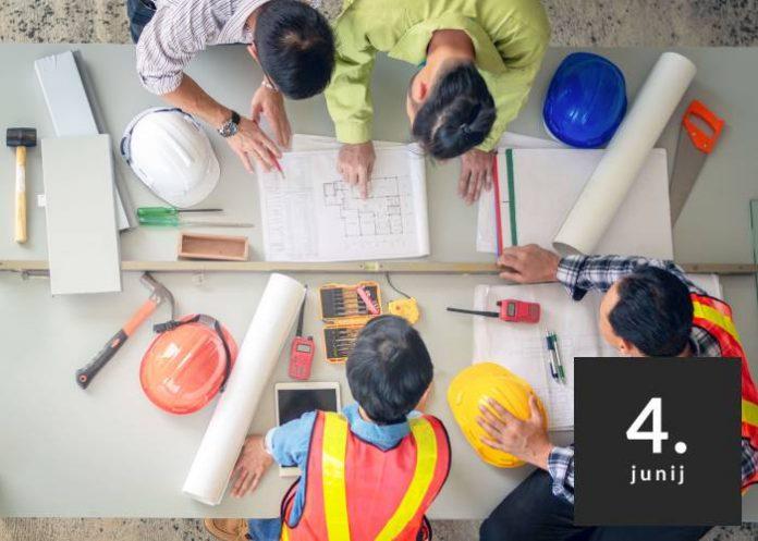 Vodenje in komunikacija v inženirski dejavnosti - odlična realizacija inženirskih projektov z uspešnim timskim delom