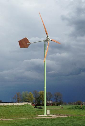 Male vetrne elektrarne
