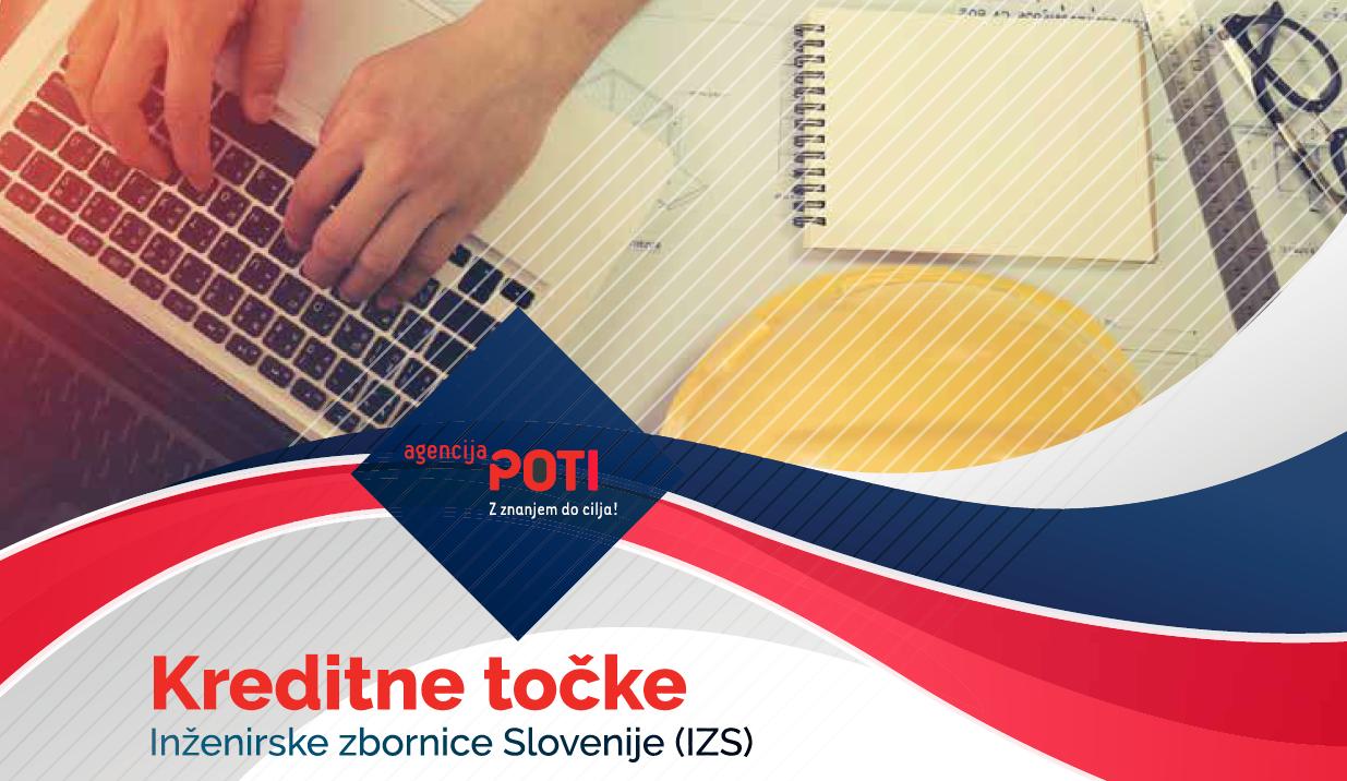 Kreditne točke IZS (inženirske zbornice Slovenije