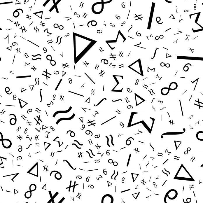 Pisanje veličin, enot in simbolov